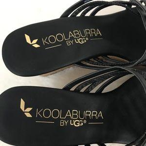 UGG Shoes - Koolaburra by UGG cork wedge sandals